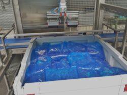palletiseerrobot voor zakken